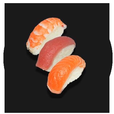 Nigiri et Sashimi 1 mcx